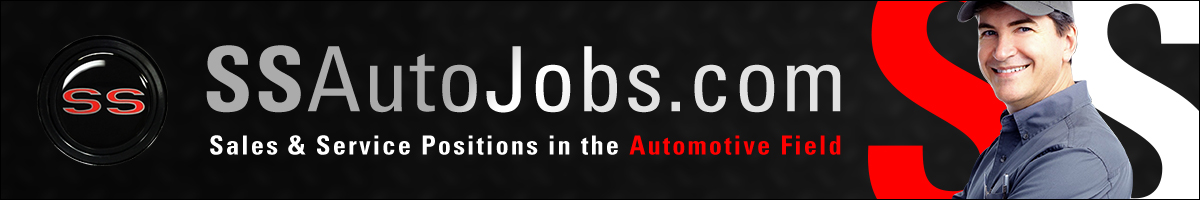 Jobs in the Automotive Field